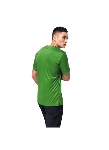 Jack Wolfskin Tişört Yeşil